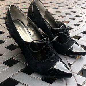 Pointed Oxford Heels